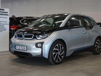 begagnad BMW i3 Miljöbil Elbil