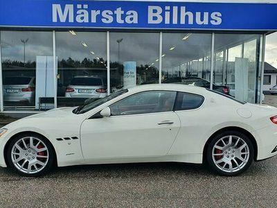 begagnad Maserati Granturismo 4.2 V8 Månaden 2009, Sedan Pris 379 900 kr