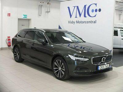 begagnad Volvo V90 B4 Bensin Momentum Advanced Edition