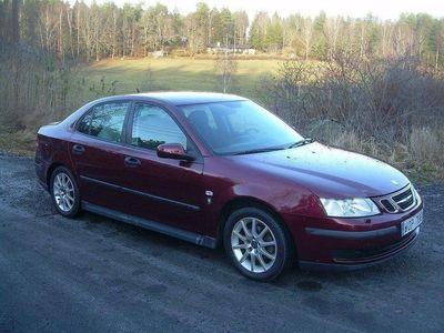begagnad Saab 9-3 1.8t OBS 12600 Mil MKT FIN