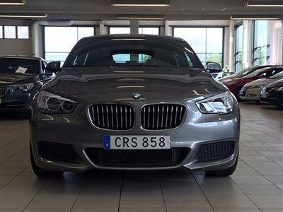 gebraucht BMW 530 Gran Turismo d xDrive F07 Sv-Såld Se utrustning !