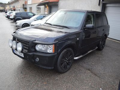 begagnad Land Rover Range Rover Vogue 3.6 TDV8 4WD Automat 272hk Navi