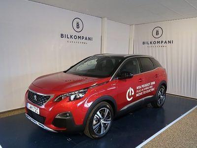 begagnad Peugeot 3008 GT-Line Plug-In Hybrid 4WD Demobil 2020, SUV Pris 419 900 kr