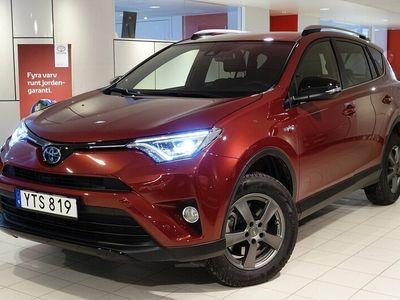 usata Toyota RAV4 2,5 HYBRID AWD X-EDITION V-HJUL BI-LED KEYLESS 286 MIL