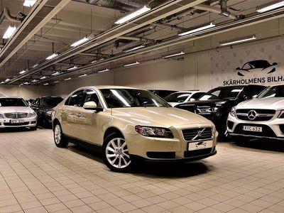 begagnad Volvo S80 2.5T AUTO 200HK NYSERVAD SVENSK