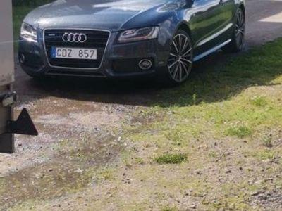 begagnad Audi A5 Coupé 3.2 FSI V6 quattro S-Line