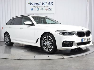 begagnad BMW 530 i xDrive Touring M-Sport/ Innovation -18