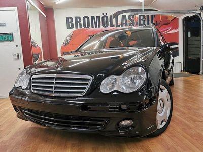 begagnad Mercedes C200 T CDI Classic 122hk