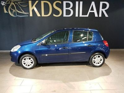 begagnad Renault Clio III 1.2 75hk 5dr NYBES -07