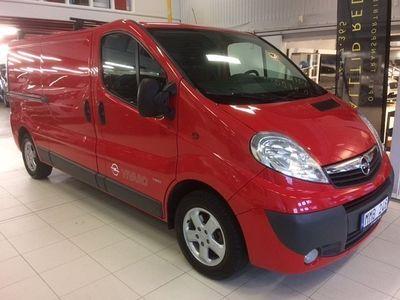 begagnad Opel Vivaro Skåp L2H1 2.0 Diesel 84 kW /114 h -12
