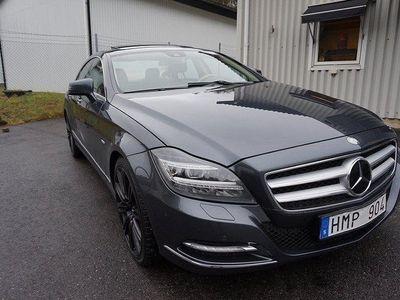 begagnad Mercedes CLS350 CDI 4MATIC 7G-Tronic