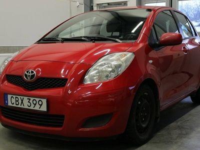 brugt Toyota Yaris 1,4 Dual VVT-i Manuell 101hk