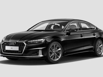 begagnad Audi A5 40 TDI FACELIFT 2020, Sportkupé 440 000 kr