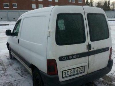 begagnad Citroën Berlingo skåp -00