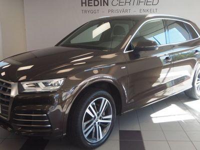 begagnad Audi Q5 // VÄRMARE // S-Line //
