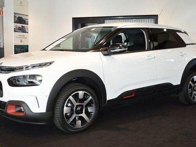 begagnad Citroën C4 Cactus 110 SHINE STYLE&TECH PACK RÖD COLOR PACK