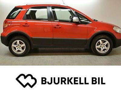 begagnad Fiat Sedici 1.6 4x4 Emotion Fullservad, Webastoväramre 2013, Personbil Pris 89 500 kr
