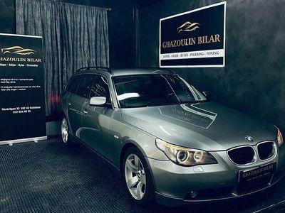 begagnad BMW 523 i Touring Automat 177hk Dragkrock/Nyservad