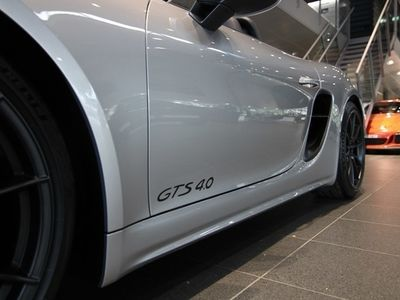 begagnad Porsche 718 Boxster GTS 4.0 2020, Cab Pris 895 000 kr