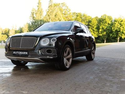begagnad Bentley Bentayga 6.0 W12 Panorama (608hk)