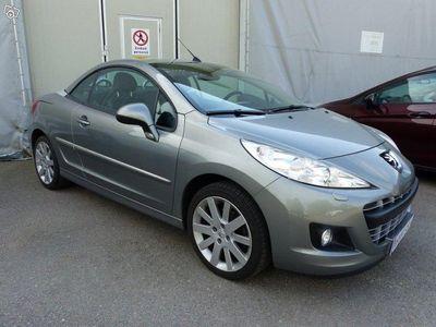 begagnad Peugeot 207 CC 207 1.6 Cab Automat