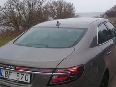 begagnad Saab 9-5 vektor -11