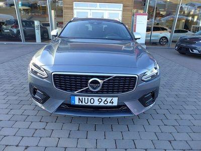 begagnad Volvo V90 D5 R Design-800mil-Fullutrustad-En ägare !!!