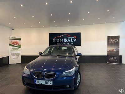 begagnad BMW 525 i*AUTO*NYBESIKTIGAD*NYSERVAD