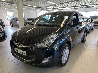 begagnad Hyundai ix20 1.4 CRDi 90hk Drag/M.värmare Premium
