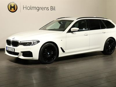 begagnad BMW 520 d xDrive Touring M Sport Connected