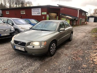 begagnad Volvo S60 2.4 CNG Automat Kinetic 140hk