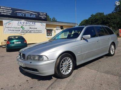 begagnad BMW 520 i Touring 170hk NY Besiktad