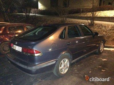 begagnad Saab 9-3 2,0t 1999