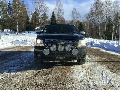 begagnad Chevrolet Suburban 1500 5.3 V8 E85 4WD Hydra-Matic 7-sits 314hk