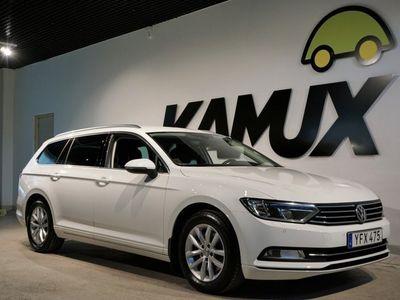 begagnad VW Passat SC 2.0 TDI D-värm Drag DSG 150hk