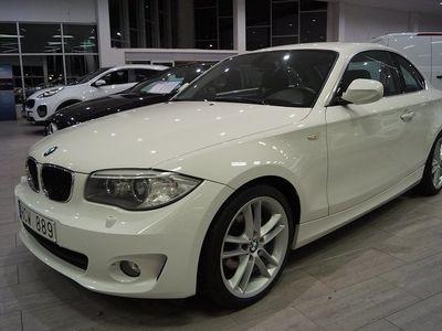 begagnad BMW 118 Coupé d Advantage, Comfort 143hk