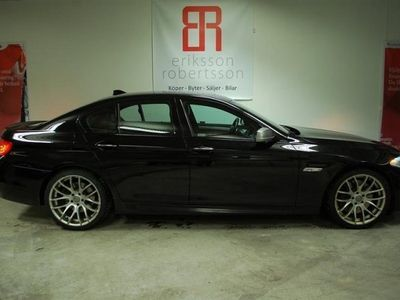 begagnad BMW M550 D 381HK X-Drive Svensksåld