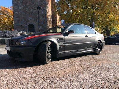 begagnad BMW M3 e46Trackday