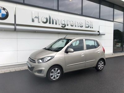 begagnad Hyundai i10 1.1 Irde 69 hk Facelift
