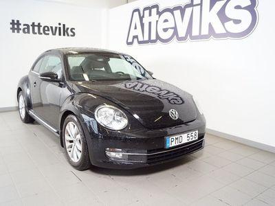 begagnad VW Beetle TheTSI 105hk Farthållare -13