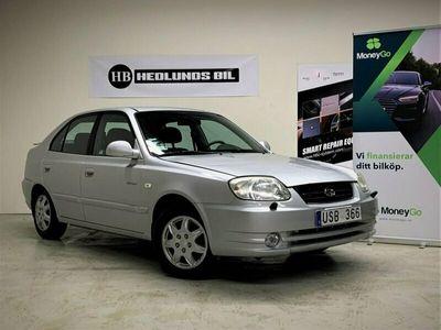begagnad Hyundai Accent 1,6 GLS