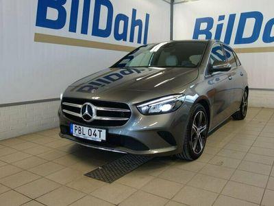 begagnad Mercedes B220 4MATIC 7G-DCT Euro 6 190hk