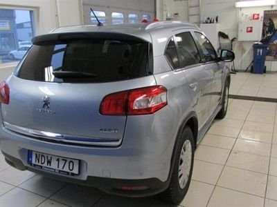 begagnad Peugeot 4008 Allure HDI 4WD Business Edition -16