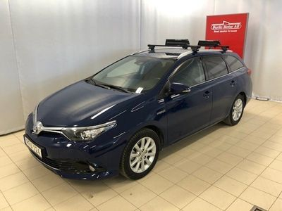 begagnad Toyota Auris Touring Sports Hybrid 1,8 TS INTENSE EDITION