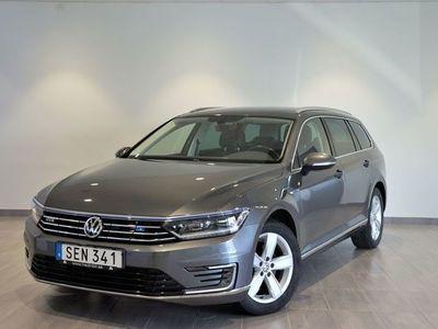 begagnad VW Passat Sportscombi GTE Executive Drag