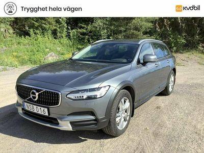 begagnad Volvo V90 CC V90 Cross Country D4 AWD Momentum