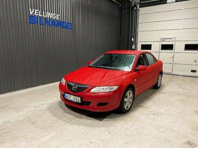begagnad Mazda 6 2.0/MZR/141HK/2 BRUKARE