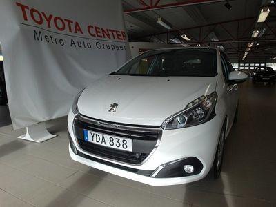 begagnad Peugeot 208 1.6 BlueHDi Euro 6 99hk
