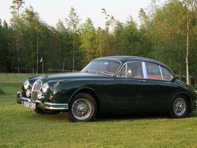 brugt Jaguar MK II 3,8 -64