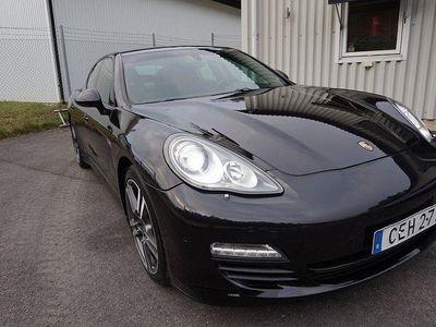 begagnad Porsche Panamera TipTronic, S 250hk,Sv-såld